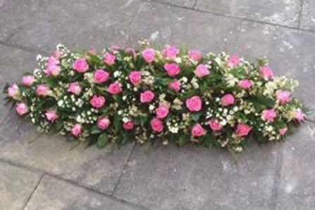5ft Casket Spray Florists Choice