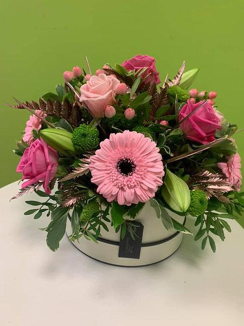 Florist Choice Hatbox