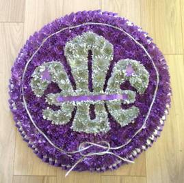 Bespoke Tribute - Scout Badge