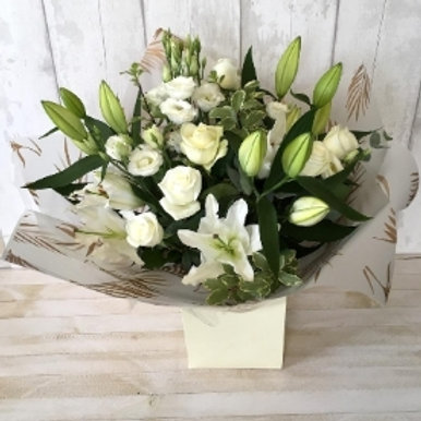 LARGE Florists Choice Hand tied Gift Bouquet