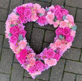 Funeral Open Heart