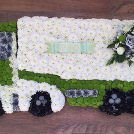 Personalised Tribute - Lorry