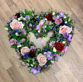 Funeral Loose Open Heart