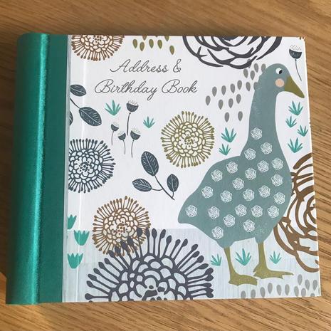 Goosey Gander Address Book