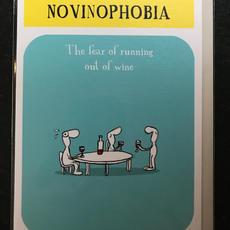 Novinophobia Card