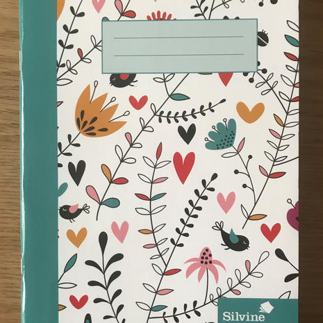 Lined Soft Cover Notebook D