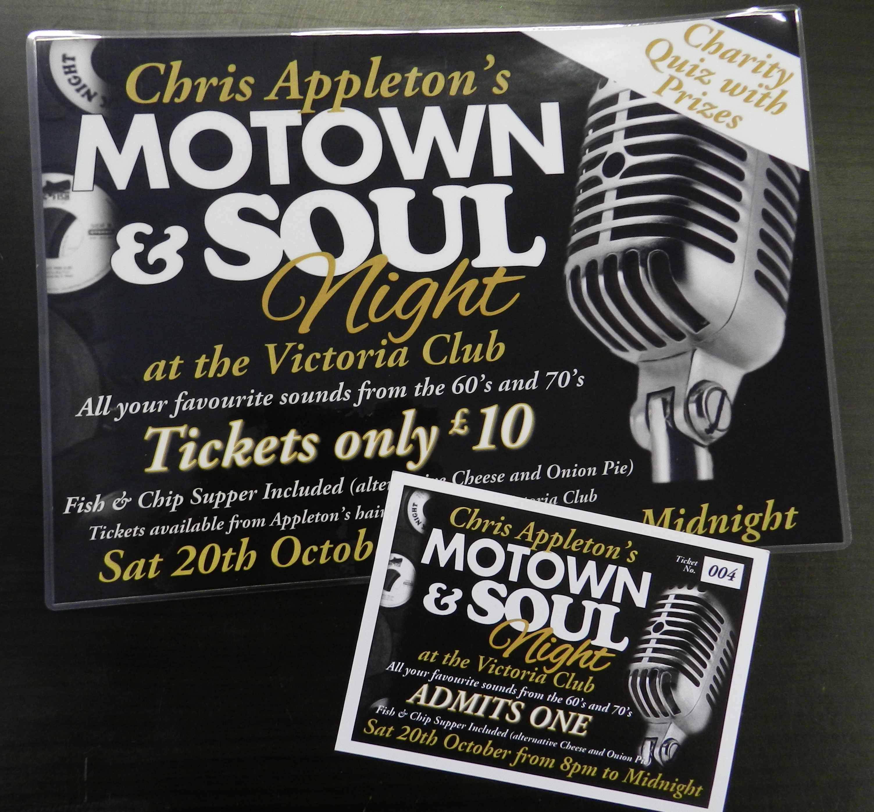 Motown Posters & Tickets