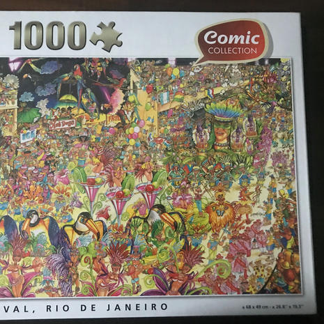Jigsaw - Carnival 1000 Piece