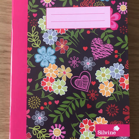 Lined Soft Cover Notebook A