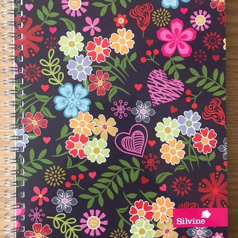 Silvine Lined Notebook A