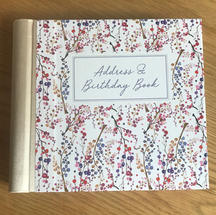Very Berry Address Book