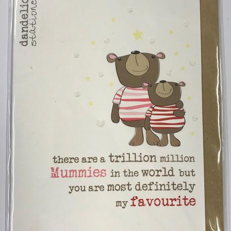 Trillion Mummies