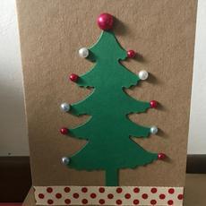 Handmade Christmas Card D