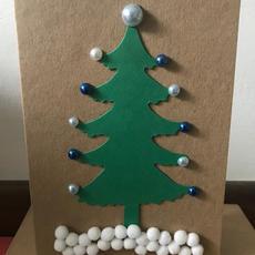 Handmade Christmas Card G