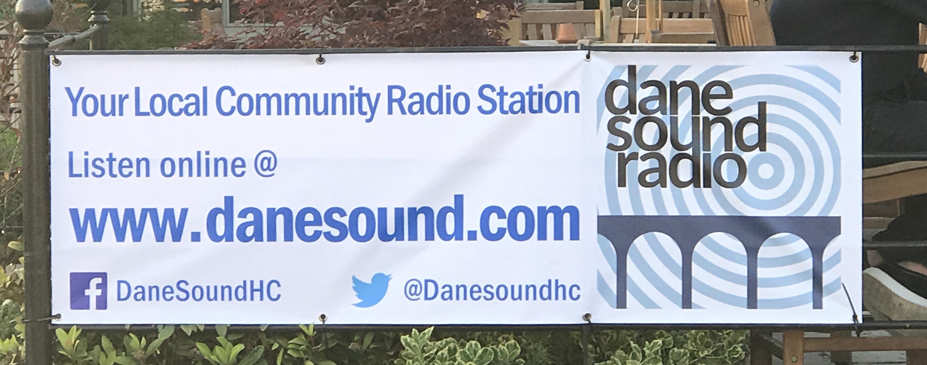 Dane Sound Banner