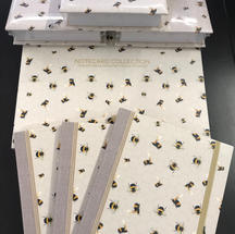 'Bee' Design Stationery