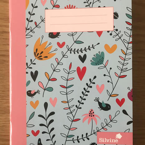 Lined Soft Cover Notebook C