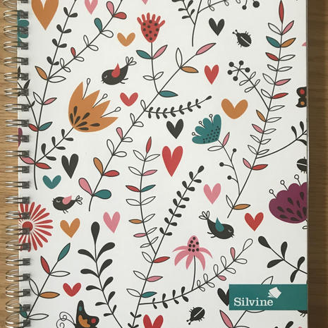 Silvine Lined Notebook C