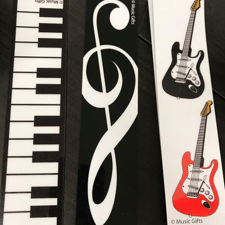 Musical Bookmarks