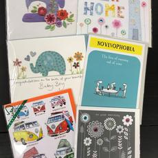 Birthday Card Selection