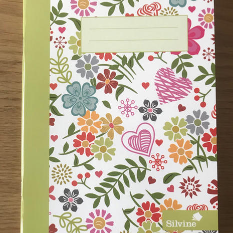 Lined Soft Cover Notebook B