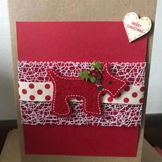 Handmade Christmas Card B