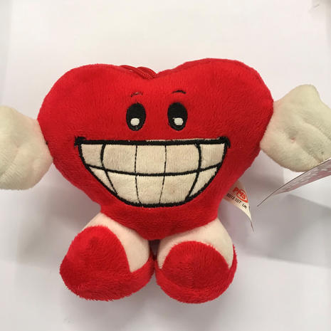 Soft Toy Heart