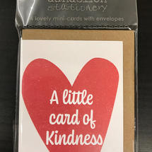 Kindness A7 Cards