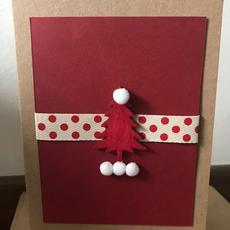 Handmade Christmas Card I