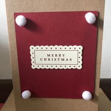 Handmade Christmas Card H