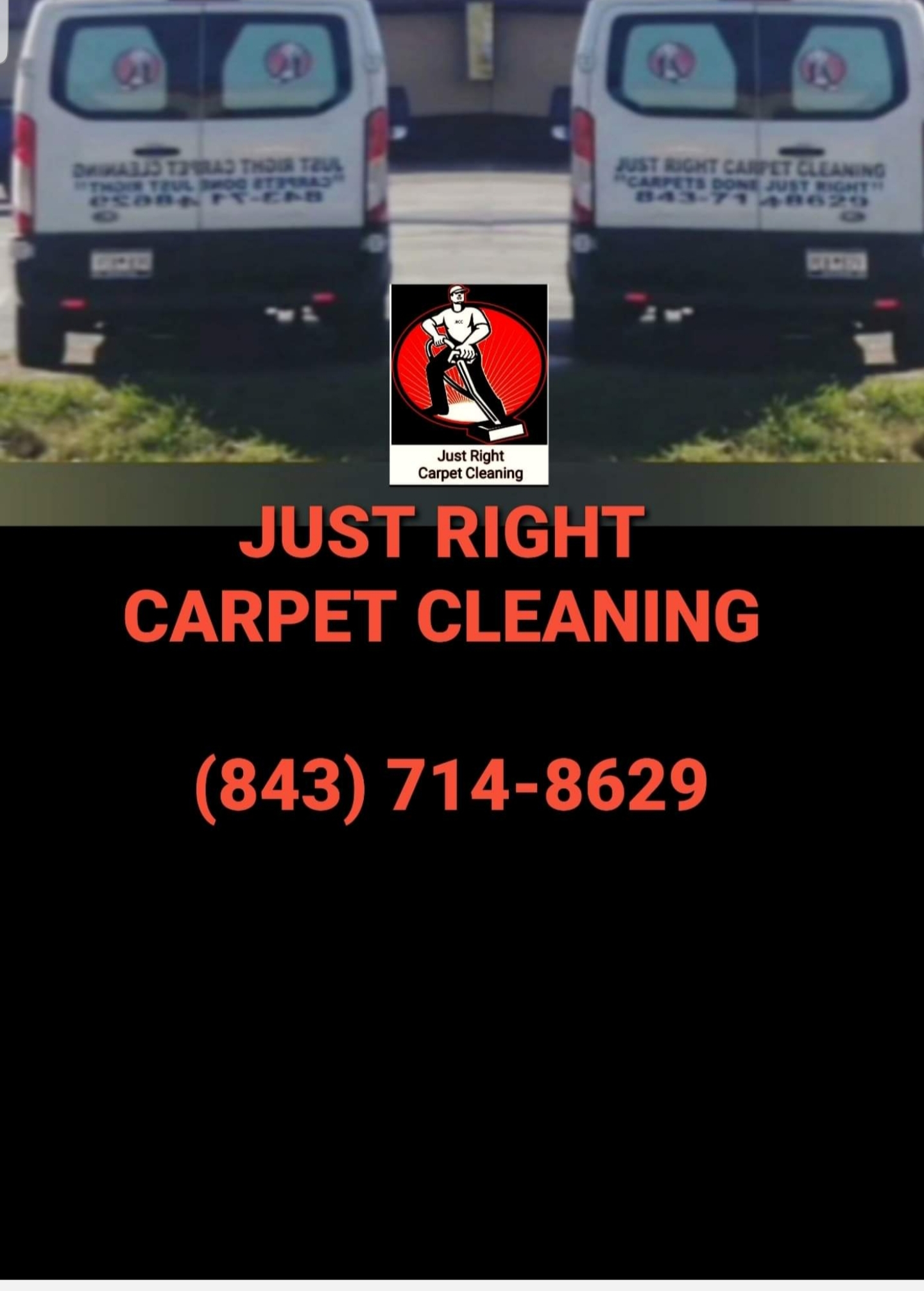 Just Right Carpet Cleaning in Goose Creek