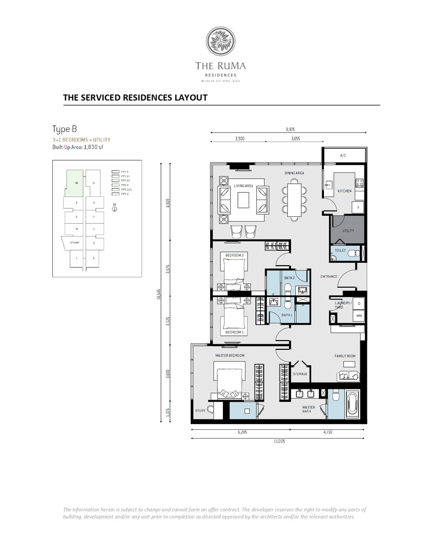 3. The RuMa Hotel & Residences - Fact Sh