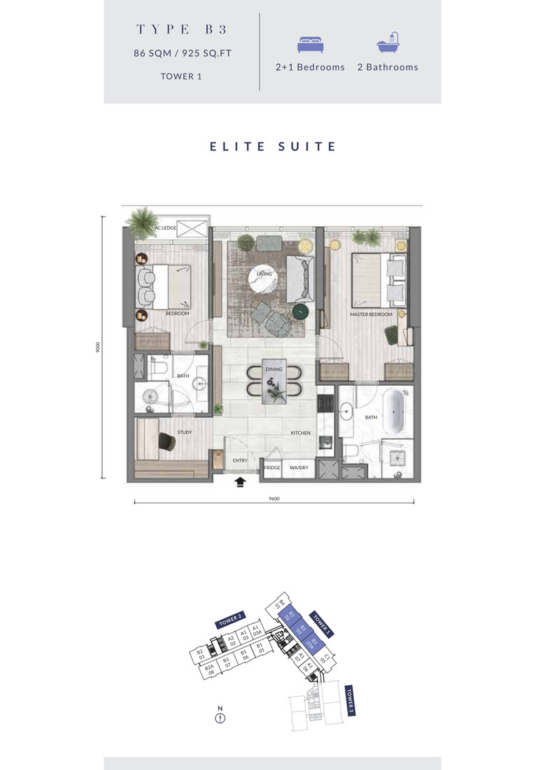 Floor Plan Layout
