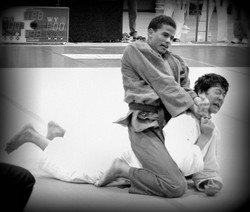 Ben @ Judo State Competition
