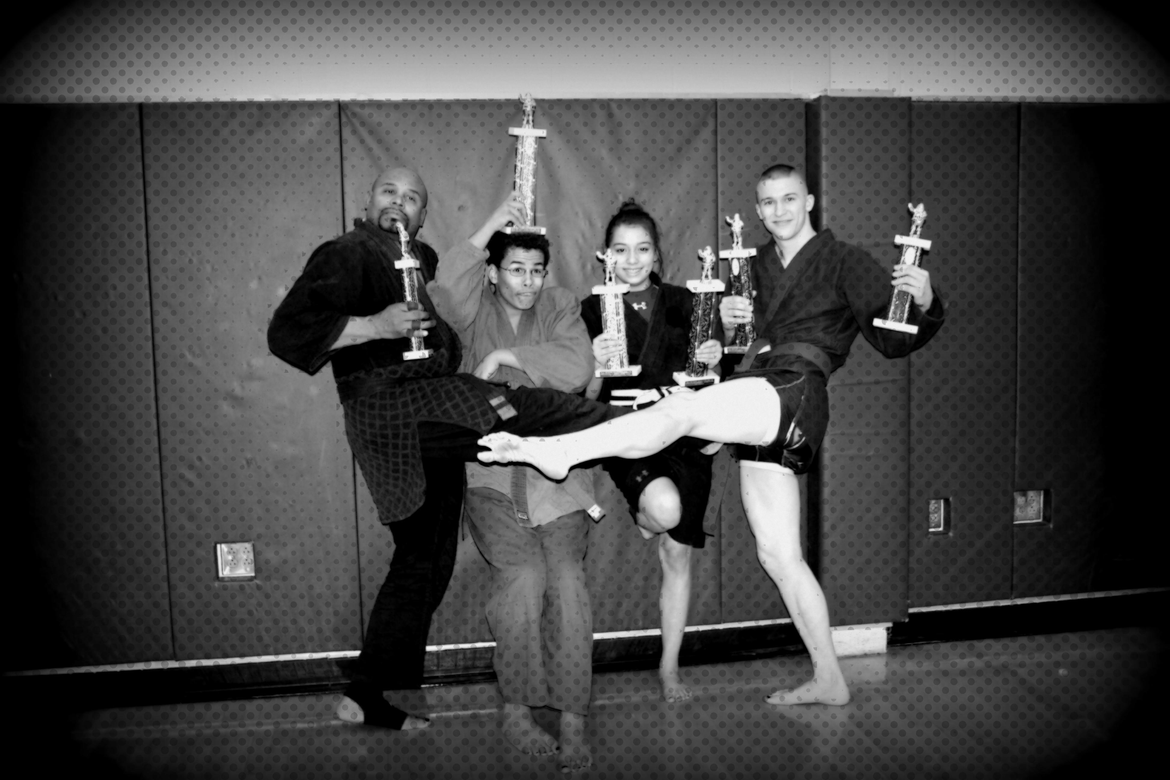 Doc, Ben, Abby & Austin
