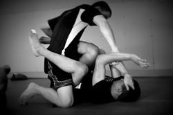Advanced MMA Class