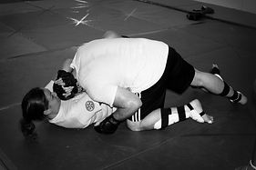 Grappling is a big part of our classes