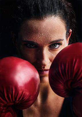 Female Mixed Martial Artist