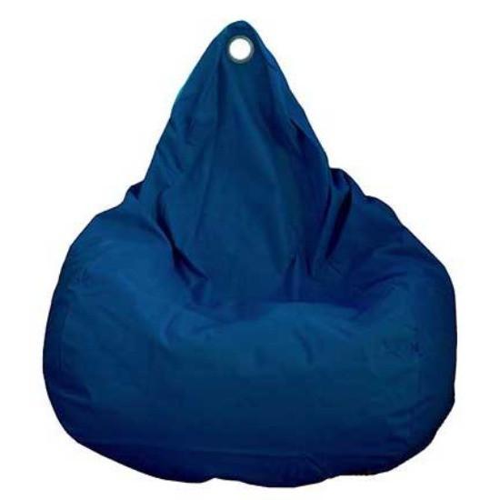 Navy Blue Bean Bag $22