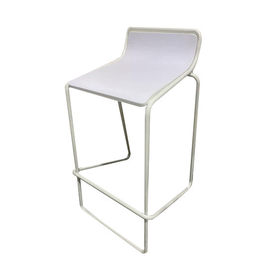 Ideal Stool White / White $27