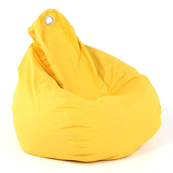 Yellow Bean Bag $22
