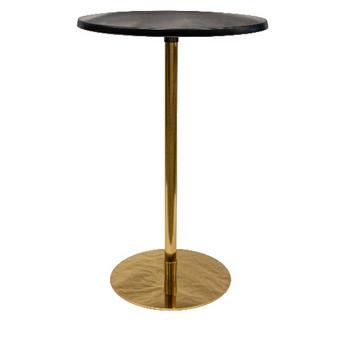 Ideal Bar Leaner Gold / Black $60