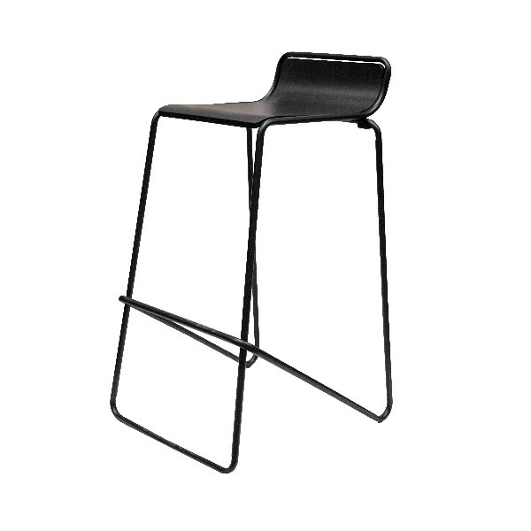 Ideal Stool Black / Black $27