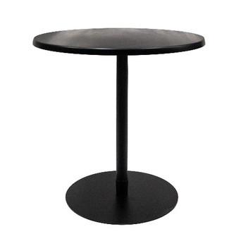 Ideal Cafe Table Black / Black $50