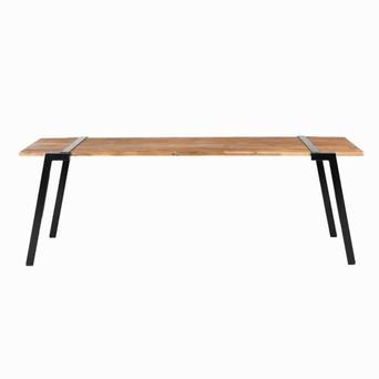 Black Leg Briar Cafe Table $90