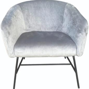Bellus Grey Chair $90