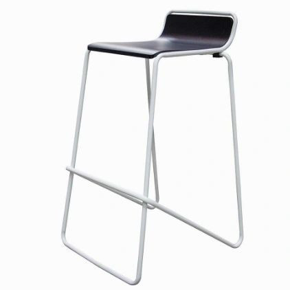 Ideal Stool White / Black $27