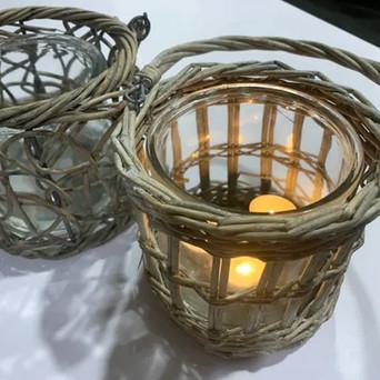 Cane Baskets $10