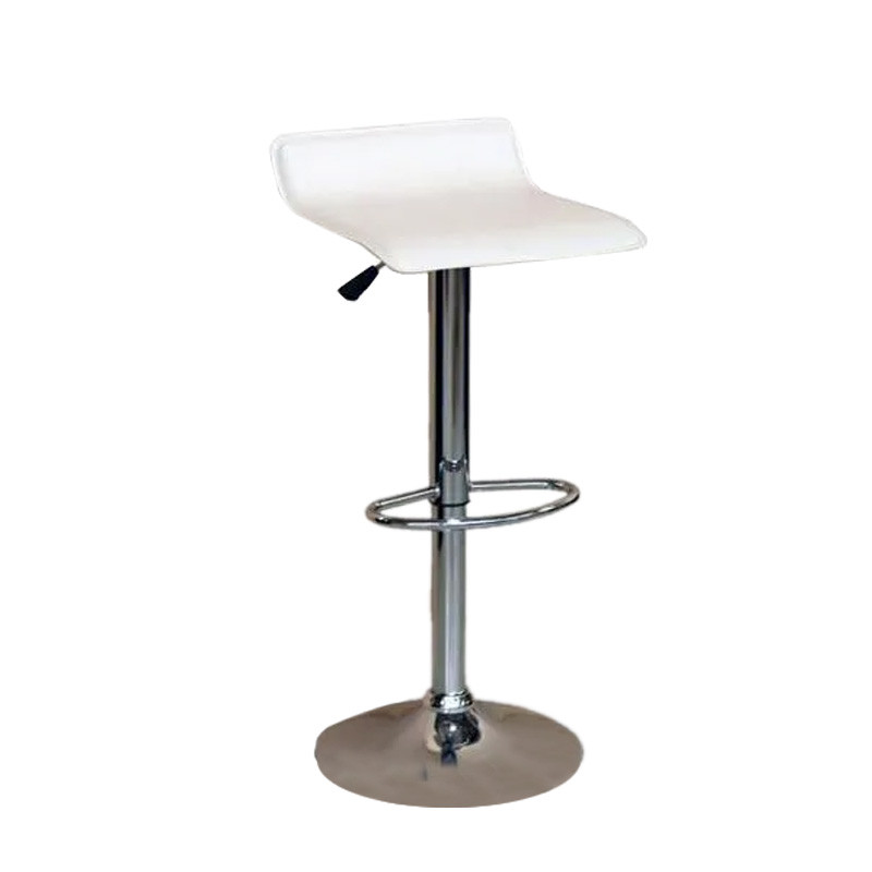 White Qauttro Stool $50