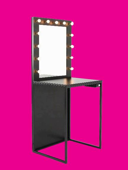 Hollywood Makeup Counter